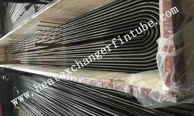 A179 Seamless Carbon Steel Heat Treated U Tube Bundle For Heat Exchanger