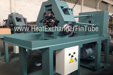 China fining tubes machine 11 fin per inch extruded type,aluminum fins supplier