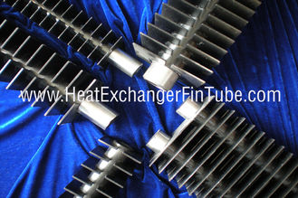 China SA210 Gr. A1 Seamless Carbon Steel Rectangular  Double H welding Fin Tube for Economizer supplier