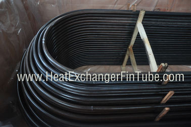 China A192 / A210 Seamless Cold Drawn Heat Exchanger U Tube for Boiler supplier