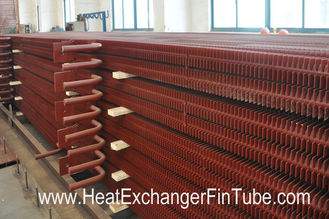 China A192 SMLS Carbon Steel H Fin Bolier Square Fin Tube of  Waste Heat Recovery Unit supplier