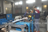 "China Heat Exchanger Type G Embedded Fin Tube Machine , Diameter 3/4"" 1"" factory"