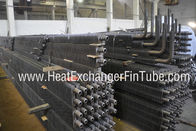 China BS3059 PT 1/ 2 OD 2'' HH Fins Marine Boiler Square Fin Tube with 90 Degree Bends factory