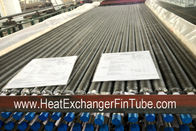 Good Quality Heat Exchanger Fin Tube & TP316 / 316L SMLS Stainless Steel  Air Cooling finned Tube / pipe on sale