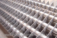 China SA213 T11 / T22 Alloy Steel Welded Square Fin Tube for Economizer , H Fins factory
