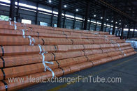 China Petrochemical industry Seamless Stainless Steel Tube / Pipe A213 TP316Ti factory