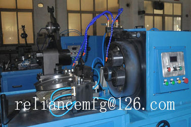 China Helicoidal Groove Cooling L/LL/KL/G Embedded Fin Tube Machine distributor