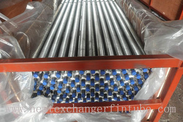 China A179 SMLS Carbon Steel OD19X1.25WT LL Type Fins Radiator Tube with Spacer Box factory