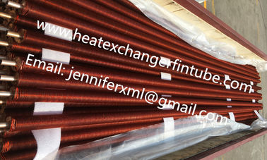 China ASTM B111/ B111M Copper Alloy Seamless Condense L/LL/KL Type Fin Tube distributor