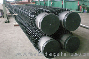 China High Precision Petrochemical industry Studded Tubes NPS 4'' 114.3mm distributor