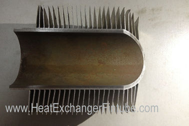 China G Type Embedded Fin Tube for Helicoidal Groove Cooling Fin Tube Machine factory