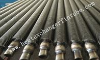 SA192 Seamless carbon steel tubes, high frequency resistance welded fin tubes with solid or serrated fins