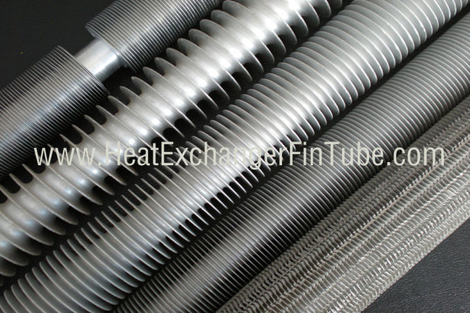 fining tubes machine 11 fin per inch extruded type